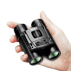 Camcorders Professional Binoculars 100x22 40*22 Zoom Night Version Outdoor Telescope For Mobile Phone Mini Portable HD Binocular 30000m