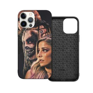 Customized alexa bliss the fiend Wrestling Cell Phone Case For iPhone 11 12 Pro Max XR X XS 6 7 8 Plus Soft TPU Case