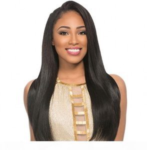 Peruvian Human Hair Lace Wigs for Women Straight 360 Lace Frontal Wigs Bleached Knots Glueless Wigs