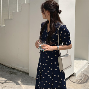 Plus Size Floral Print Summer Dress Evening Long Vintage Dresses Oversize Short Sleeve Beach Women Dress Robe Vestido Prom 210409