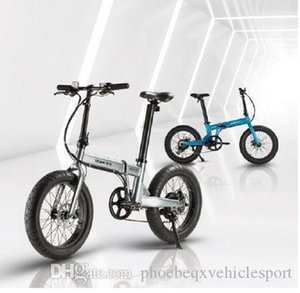 Intelligent electric bicycle BEE-05 20inch foldable bike 36v 350W motor 10.4AH lithium battery magnesium wheel