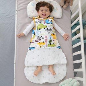 Sleeping Bag Baby Winter Envelope Zipper Cotton Warm Infant Kids Bed Wrap Stroller Swaddle Protector Toddler Newborn Sleep Sack