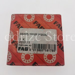 FAG Stainless Steel Deep Groove Ball Bearings S6205.2RSR.W203B = S6205-2RSR-HLC W6205-2RS1 25mm 52mm 15mm