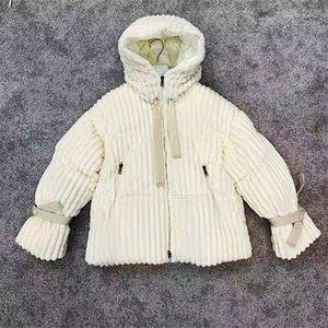 Women's jacket designer down jacket luxury women's classic high quality Hoodie sweater wind resistant lovely Corduroy Jacket Women's banquet Star Dress