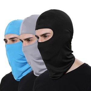Cycling Caps & Masks Balaclava Men's Winter Hat Tactical Face Shield Mascara Ski Neck Mask Outdoor Windproof Full Scarf Bicycle Cap