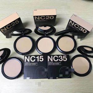 NC studio powder plus foundation