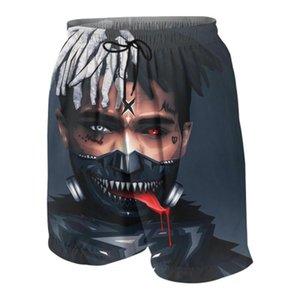 Printer Tokyo Ghoul Oversized Beach Shorts Cute Kids Sports Panties Mask Men's