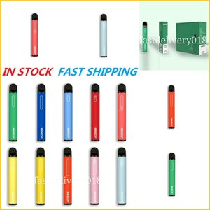 Beedf Plus Disposable cigarettes Pod Kit 3ml Prefilled 800 Puff 550mAh Vape Pen Stick Bar System Device 100% link puffs bars + ELF in stock fast