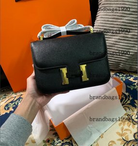 19cm 24cm High Quality cowskin Espom Genuine leather Fashion Bag Women Purse Shoulder bags Lady Handbag Factory Wholesale 011