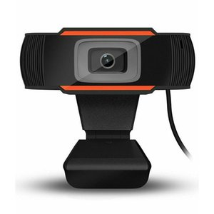 Webcams HD 1080P Webcam Computer PC Web Camera With Microphone Rotatable For Live Broadcast Video Calling Conference Work
