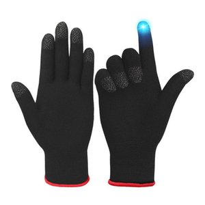 Sports Gloves Unisex Warm Breathable Ultra-thin Gaming 5-finger Touch Screen For Riding MTB Bike Bicycle Motorcycle Cycling