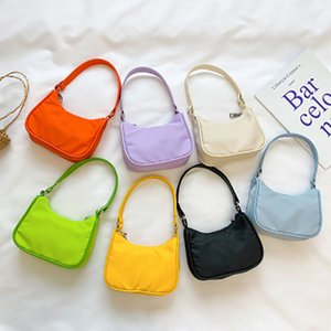 Fille Sacs à main Enfants Fashion One Oponder Sacs Enfants Mignon Lettre Casual Portable Messenger Accessoires Bag enfants Sacs à main pour enfants