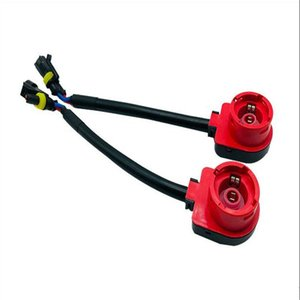 D2S Auto Adapter, HID Xenon Bulbs Ballast Connector Socket Cable, Lamp Holders @ Lamp Bases