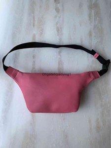 Fashion Fannypack Woman Waist Cross body Chest Small Belt Bags Strap Shoulder Bag Classic Genuine Leather Handbag 24