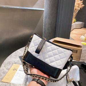 Top high quality genuine leather shoulder bags luxury women designer handbag fashion lady wallet hobo bag with box wholesale