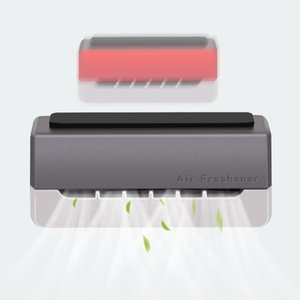 Car Air Freshener Compatible For Model 3 Y Perfume Diffuser Paste Multicolor Vent Auto Easy Installation