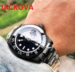 Luxury Fashion Mens Mechanical Watches GMT 2813 41mm 316L Stainless Steel sapphire luminous watch u1 factory montre de luxe