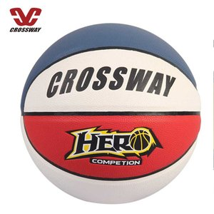 kids Sports Basketball Ball Size 5 Outdoor Indoor Composite Butyl bladder prevents Youth Basketballs for children School Training balls Crossway