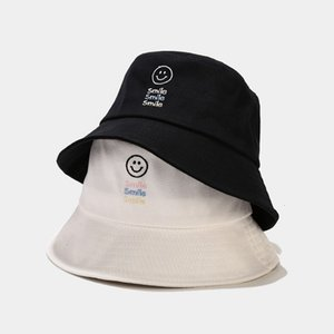 New fisherman's spring summer student couple light color sunshade men's and women's outdoor sunscreen basin sun hat