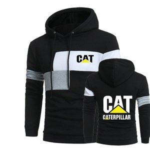 Sudaderas con capucha para hombre Sweatshirts Spring Harajuku estilo gato logo marca hombres juntos sudadera con capucha tops jersey personalizado hechos hechos a medida apuesto top delgado