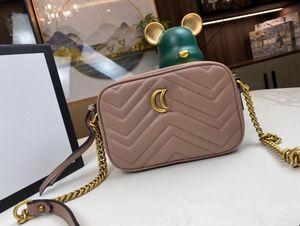 High Quality Women Handbags Gold Chain Shoulder Bags Crossbody Soho Bag Disco Messenger Purse Wallet 4 colors