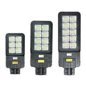 Solar Lamps SZYOUMY 300W 400W 500W Street Light IP67 Waterproof 3 Modes PIR Motion Sensor LED Outdoor Garden Remote Control