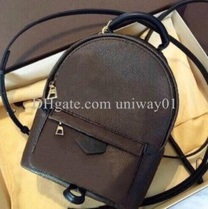 Woman Backpack Bag Handbag fashion classic flower women purse sport travel school serial number designer mini