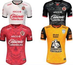 20 21 Xolos Club Tijuana Charly Dia de Los Muertos Futebol Jerseys Fora Pachuca 2020 Sanvezzzo Miler Camisetas Liga MX Terceira Camisa De Futebol