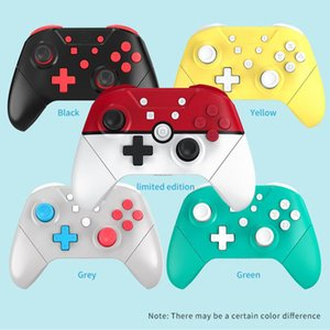 NS Lite Wireless Gamepad For Nintend Switch Pro Controller have NFC Turbo 6-Axis Doublemotor 3D Game Joysticks