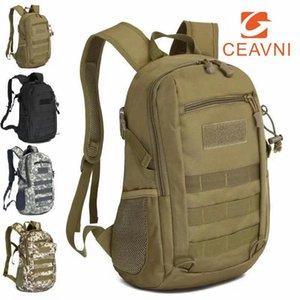 Outdoor Tactical Backpack Military Rucksacks 15L Waterproof Sport Travel Backpacks Camping Hiking Trekking Fishing Hunting Bags