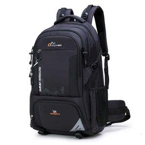 70L Unisex Men's Backpack Travel Back Pack Sports Bag Nylon Outdoor Trekking Rucksack Hiking Climbing Cycling for Male