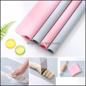 Kitchen, Dining Bar Home Gardensile Baking Mat Flour Rolling Scale Kneading Dough Pad Pastry Bakeware Liners With Measurements Pins & Boards