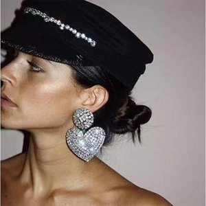 Ruslan Baginskiy نمط 100٪ الصوف وحجر حجر الراين الديكور sboy قبعة ل الخريف الشتاء القبعات
