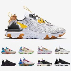 Mens 2021 PhotoN Photon Coundcomb rection Peart Vision BE Настоящая кроссовки Тройные черные белые радужные мужчины женщины спортивные кроссовки 36-45