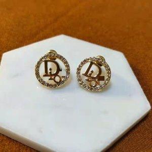 75% Rabatt auf die Outlet Mode neue Vollbrief-Ohrringe für Frauen
