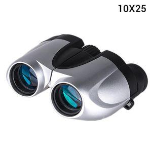 10x25 HD Professional Binoculars Optical Telescope For Bird Watching Hunting Sports Games Telescopes