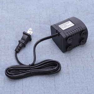 Air Pumps & Accessories 10W Mini Powerful Submersible Water Pump With Power Cord For Fountains Ponds Aquarium Fish Tank Statuary US Plug Bla