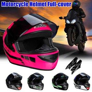 Motorcycle Helmets Helmet Off-road Horn Full Face Motocross Motorbike BSD-A0304 ABS Plastic For Women Men