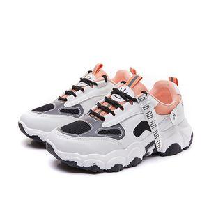 Training shoes Women Restore Mesh Breathing Walking Human Womens Grey Platform Shoes Zapatos Mujer Father Sneakers Tennis Feminino 0902