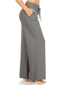 Women Yoga Pants Loose Women's Printed Solid Activewear Jogger Track Cuff Sweatpants Casual pant