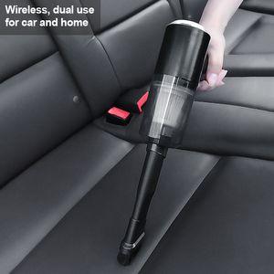 120 W Araba Mini Elektrik Süpürgesi Küçük El Düzenli Vakum USB Şarj Edilebilir Temizlemek Kolay Masaüstü Klavye Çekmece Araba İç Toz