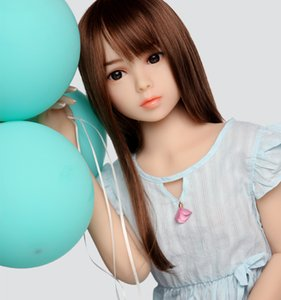 TW-42 Real Silicone 100cm Sex Doll Japanese Anime Doll Plump Pussy Flat Breast Sexy Love Doll Realistic Sex Toys For Men Oral Ass Vagina