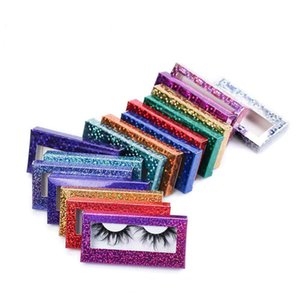 Long 3D Mink Lashes Extra Length Eye lash 25mm Mink Lashes Cruelty Free Handmade Fake lashes