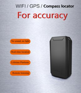 Global positioning system long standby magnetic SOS tracker locator equipment recorder car dvr