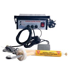 110V 220V Portable Powder Coating System Paint Gun PC03-5 Electrostatic Spraying Machine Professional Spray Guns
