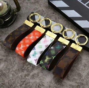2021 Luxury Keychain High Qualtiy Key Chains & Key Ring Holder Brand Designers LVKey Chain Porte Clef Gift Men Women Car Bag Keychains