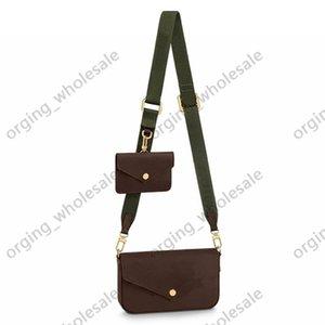 Marmont Small Shoulder borse tracolla borsa a tracolla della fotocamera Borse Portafogli da donna in pelle borsa a tracolla della borsa di alta qualità Fotocamera Crossobody Borse