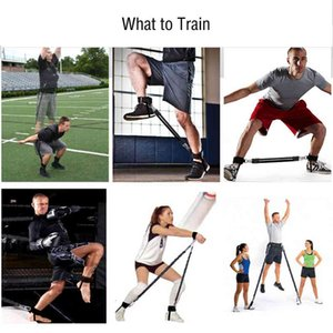 Wholesale-Workout Power Resistance Bands Boxing Endurance Agility Pull Rope Crossfit Rubber Band Basketball Leap Training Resistance Rope