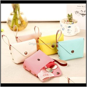 Day Packs 30Pcs Coins Purse Small Change Wallet Coin Purses Bags Pouch Women Ladies Girls Wallets Keychain Charm Gifts Rbiz8 Yzx7P