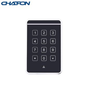 ID / IC Touch Touch Keyboard Carte d'accès Metal Reader Digital Integrated Door Lock System Control Empreinte digitale intelligente